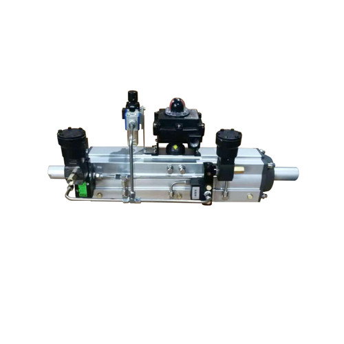 Three Position Pneumatic Actuator